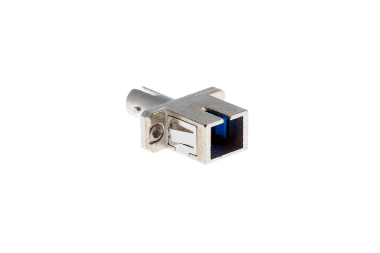SC-ST Multimode Simplex Fiber Optic Cable Adapter