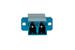 LC to LC Singlemode Duplex Fiber Optic Adapter