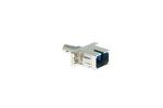 ST-SC Singlemode Simplex Fiber Optic Cable Adapter