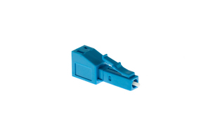 Fiber Optic Attenuator, Singlemode LC/UPC, 15 dB