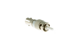 Fiber Optic Attenuator, Singlemode ST/UPC, 20 dB