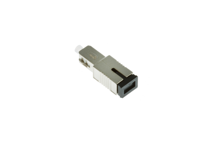Fiber Optic Attenuator, Singlemode SC/UPC, 25 dB