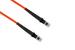 MTRJ to MTRJ Multimode Duplex 50/125 Fiber Patch Cable, 1 Meter