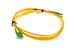 LC/APC to SC/APC Singlemode Duplex Fiber Patch Cable, 3M
