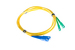 SC/UPC to SC/APC Singlemode Duplex Fiber Patch Cable, 3 Meters