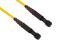 MTRJ to MTRJ Singlemode Duplex 9/125 Fiber Patch Cable, 5 Meters