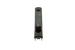 Upsite HotLok 1U Snap-In Filler Panel w/ Temperature Strip (1)
