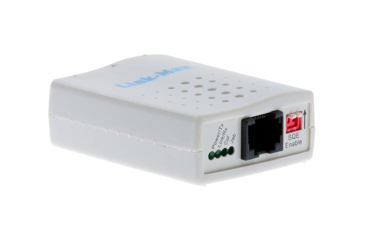 HPLINK AUI to 10Base-T Ethernet Transceiver, HP-853