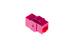 Cat5e RJ45 Inline Coupler Type Keystone Jack, Pink