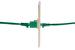 Cat5e RJ45 Inline Coupler Type Keystone Jack, Green