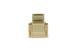 RJ11/12 (Cat 3) Tool Less Keystone Jack, Ivory