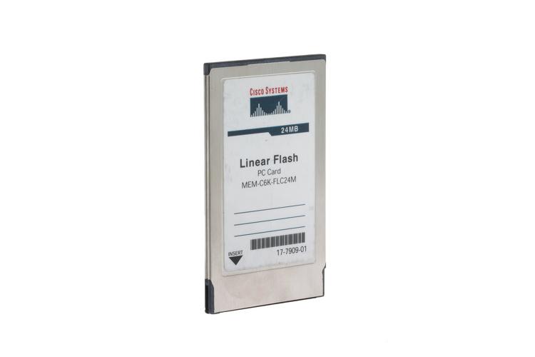 Cisco 3600 Series 20MB Flash Upgrade, MEM3600-20FC