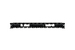 "Panduit 19"" 1RU Rack Mount Horizontal Cable Channel, Black"