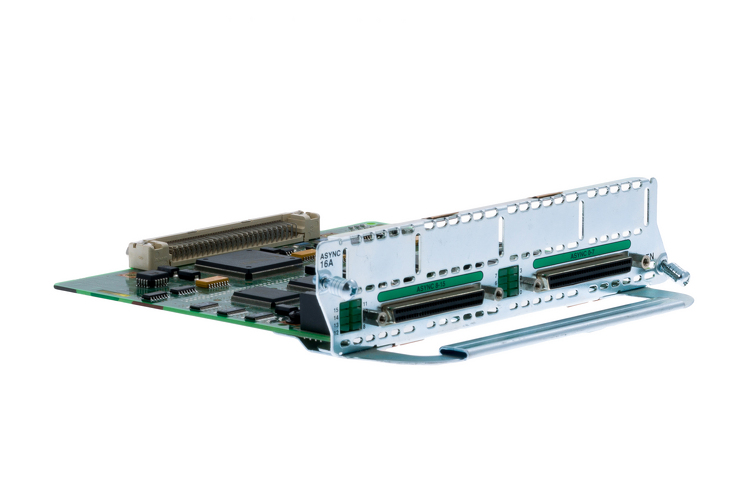 Cisco 16-port Asynchronous Serial Network Module, NM-16A