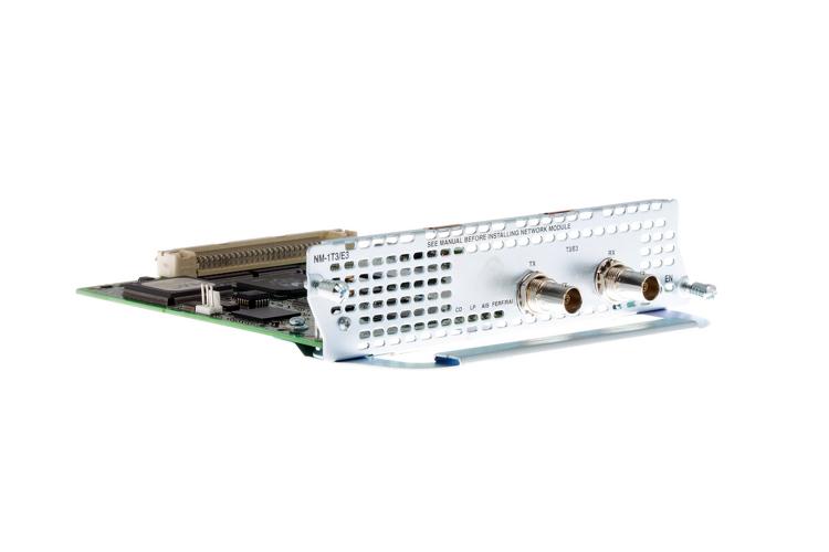 Cisco 2800/3800 1-Port T3/E3 Network Module, NM-1T3/E3