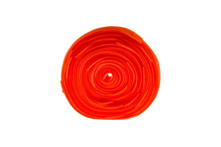 """Velcro One-Wrap Straps, 3/4"""" x 8"""", Qty 25, Orange"""