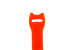 "Velcro One-Wrap Straps, 3/4"" x 8"", Qty 25, Orange"