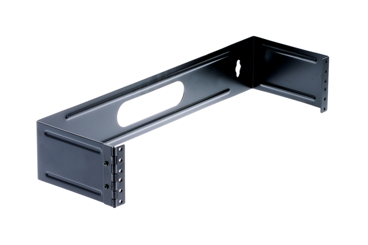 Wall-Mount Hinged Patch Panel Bracket