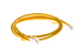 CAT6 Ethernet Patch Cable, Non-Booted, 4 Foot, Yellow