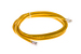 CAT6 Ethernet Patch Cable, Non-Booted, 7 Foot, Yellow