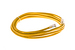 CAT6 Ethernet Patch Cable, Non-Booted, 10 Foot, Yellow