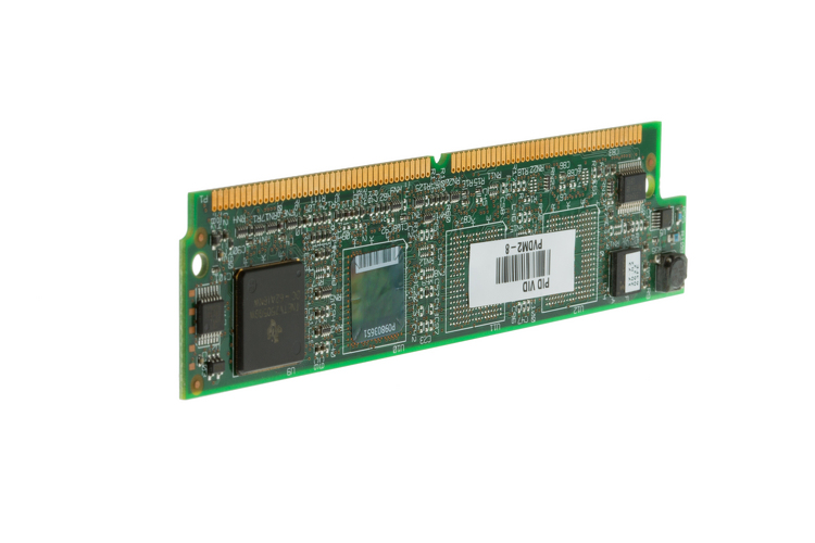 Cisco 2800/3800 8-Channel Packet Voice/Fax DSP Module, PVDM2-8