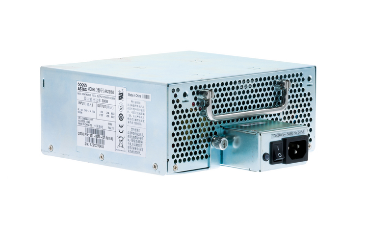 Cisco 3845 AC Power Supply, PWR-3845-AC