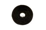 "Velcro Qwik Tie Roll, 3/4"" x 5"", Qty 180, Black"