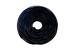 """Velcro Qwik Tie Roll, 3/4"""" x 6"""", Qty 150, Black"""