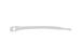 "Velcro Qwik Tie Roll, 3/4"" x 6"", Qty 150, White"