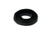 """Velcro Qwik Tie Roll, 3/4"""" x 8"""", Qty 25, Black"""