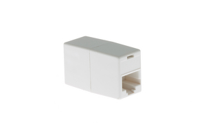 RJ45 CAT5/5e Inline Coupler for Connecting Ethernet Cables