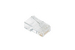 RJ45 Cat5e Modular Plugs/Connectors for Solid Wire - Qty 100