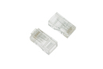 RJ45 Cat6 Modular Plugs/Connectors - Qty 2