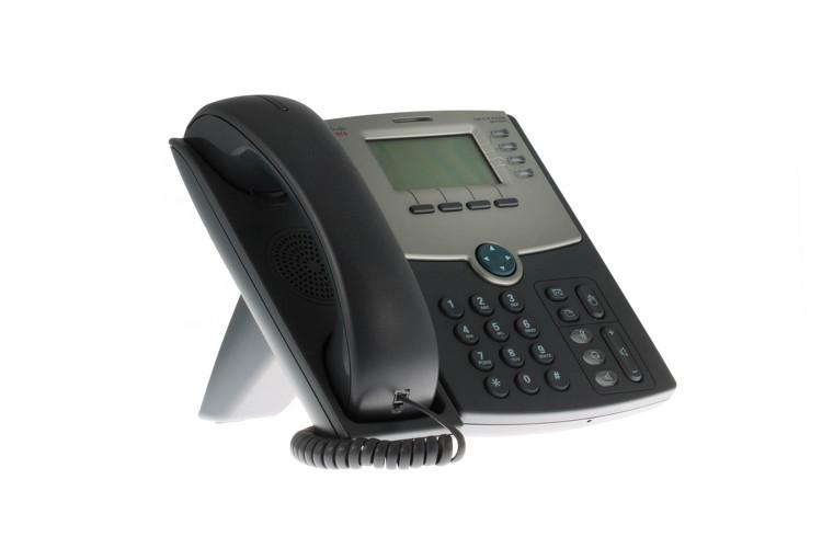 Cisco SPA 504G Four Line IP Phone, SPA504G