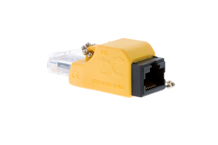 Superlooper ISDN (PRI) Crossover Adapter