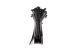 "11"" Nylon Cable Ties, Black (Qty 100)"
