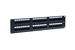 48 Port Cat6 Enhanced 2RU Rack Mount Patch Panel