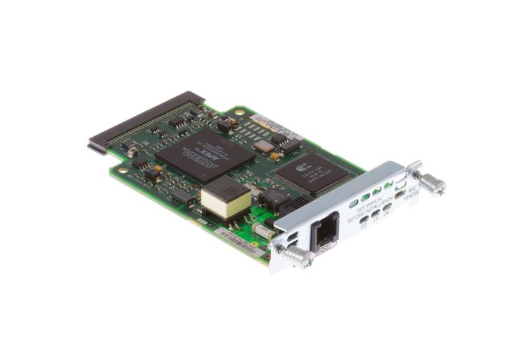 Cisco 1 Port WAN Interface Card, WIC-1SHDSL