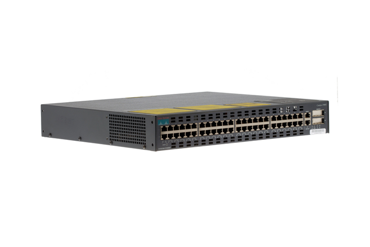 Cisco Catalyst 2948G 48 Port 10/100 Switch, WS-C2948G