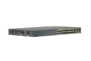 Cisco 2960 Series 24 Port Switch, WS-C2960-24LC-S