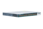 Cisco Catalyst 3560-X Series 48 Port Switch, WS-C3560X-48P-L,NEW
