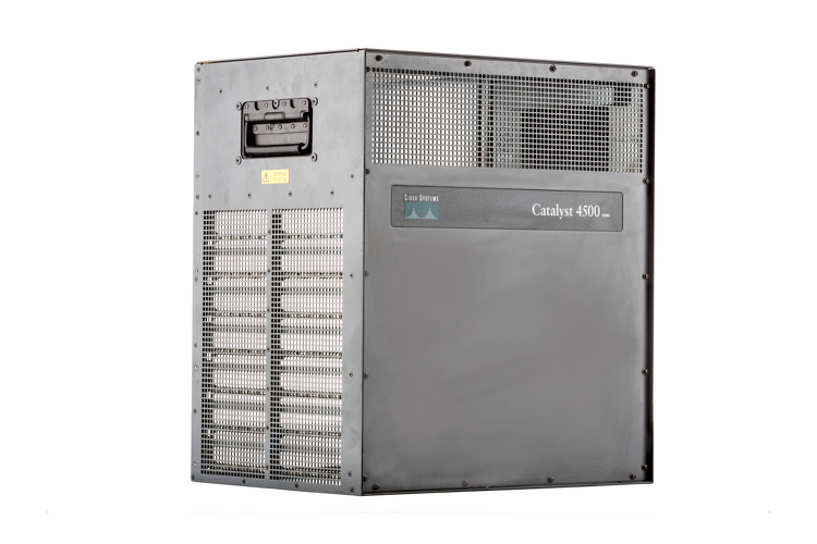 Cisco Catalyst 4507 7 Slot Switch Chassis, WS-C4507R