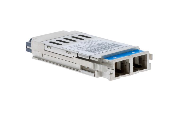 Cisco Original 1000BASE-LX/LH LONG WAVE GBIC, WS-G5486