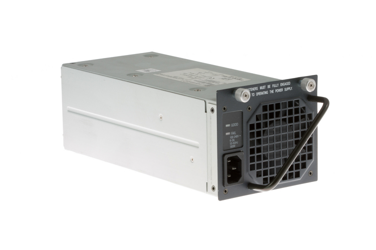 Cisco 4000 Series AC Power Supply, WS-X4008