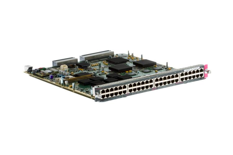 Cisco Catalyst 6500 Series 48 Port Gigabit Switching Module