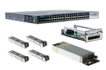 Cisco 3560X Series 48 Port PoE+ Deployment Pack, WS-C3560X-48P-S