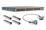 Cisco 3750 Series 48 Port PoE Deployment Pack, WS-C3750-48PS-E