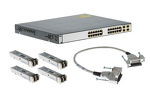 Cisco 3750G Series 24 Port Deployment Pack, WS-C3750G-24PS-S