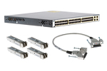 Cisco 3750G Series 48 Port Deployment Pack, WS-C3750G-48PS-S